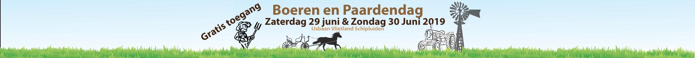 Boeren en Paarden dag Schipluiden
